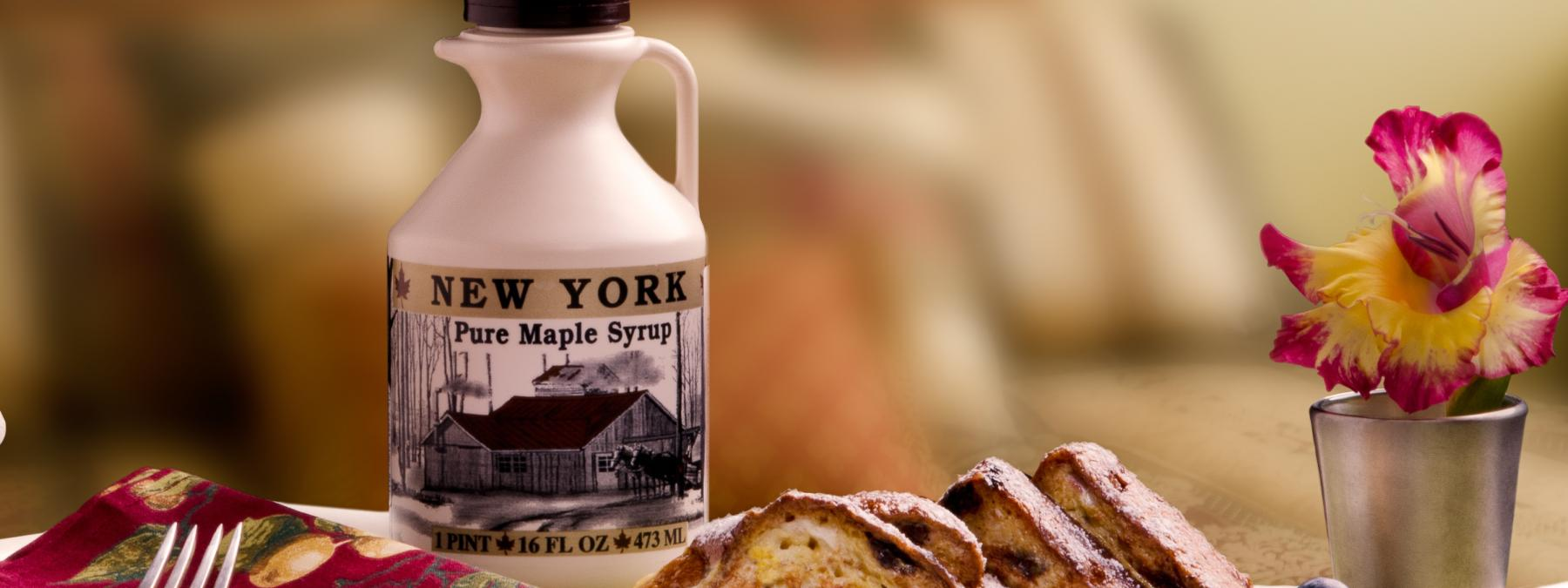 Maple Syrup - Pure, New York State