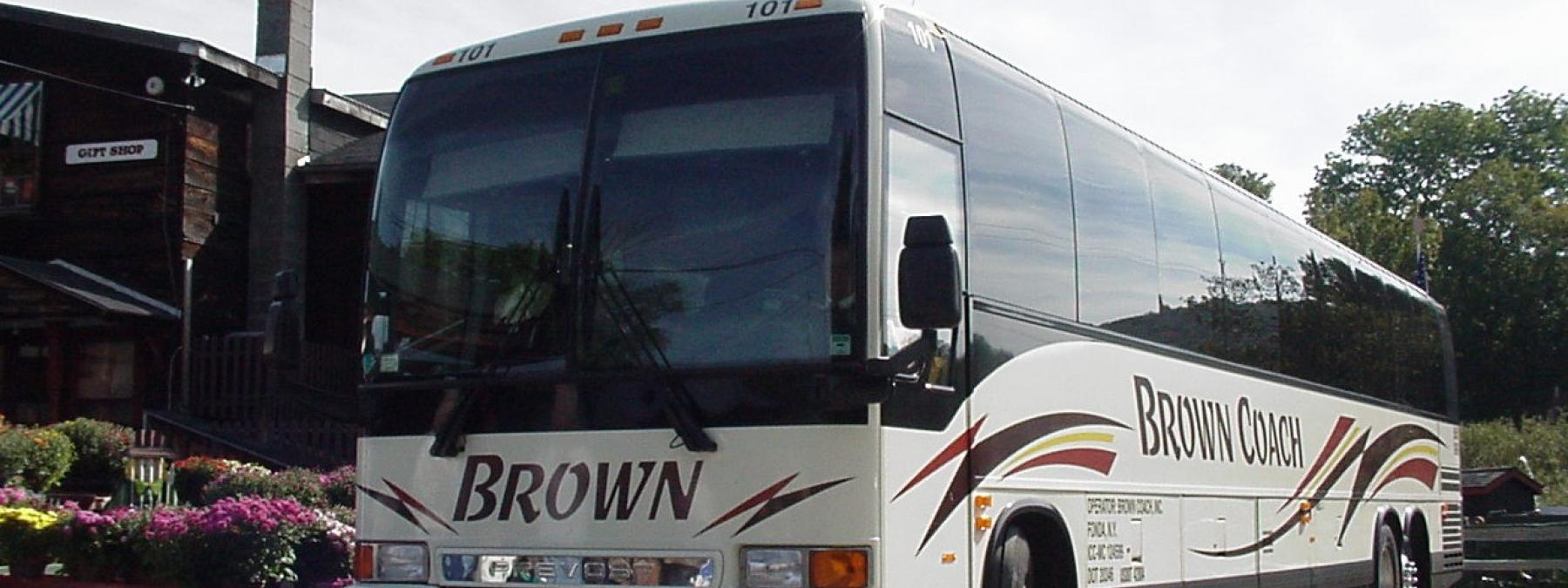 Group Motorcoach Tours