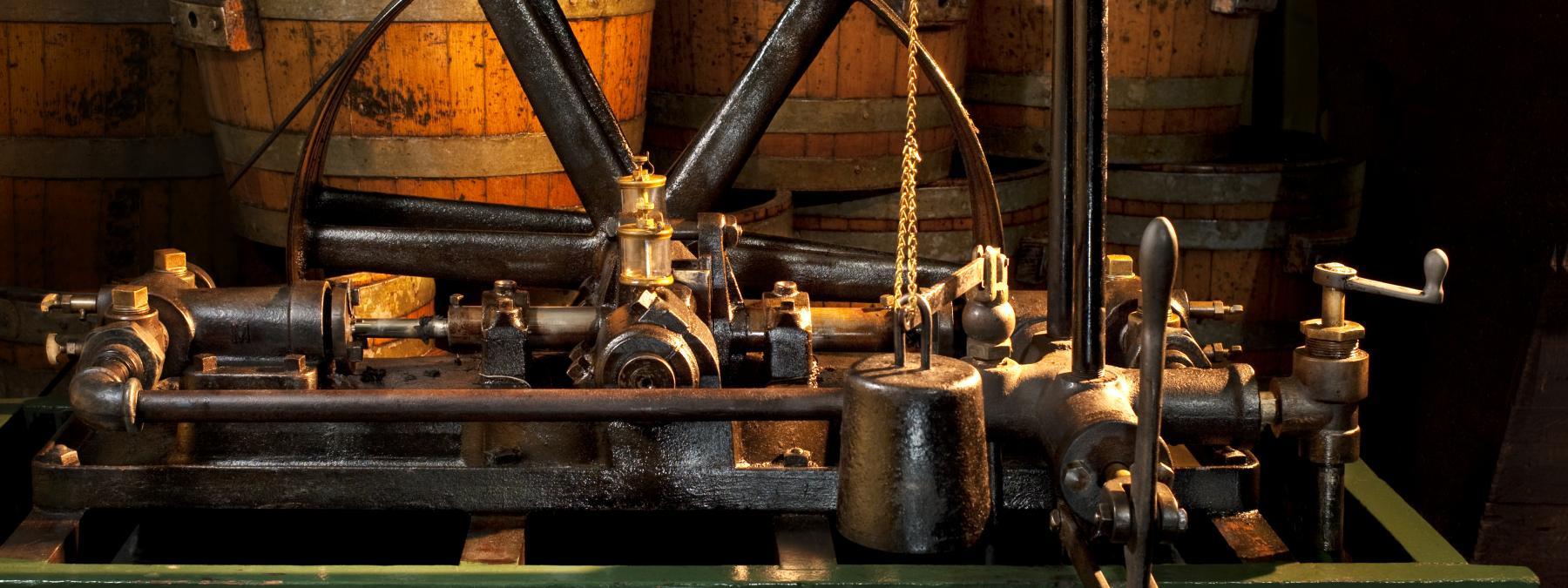 1889 Boomer & Boschert Water Pump