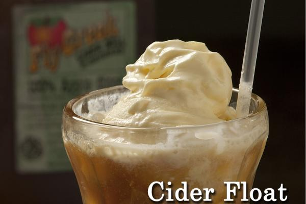 Cider Float