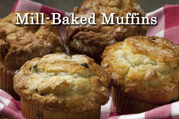 Mill-Baked Muffins