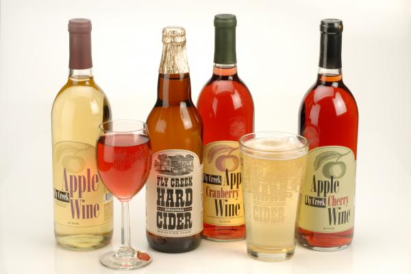 Wines and Hard Ciders